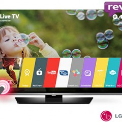 Pret redus la Smart LED LG 40UF7787 4K Ultra HD!