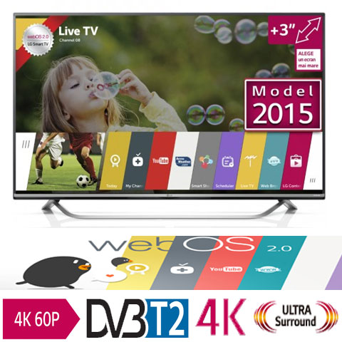 BEST-BUY Smart TV LED LG 43UF7787 4K Ultra HD - impresii pret si pareri