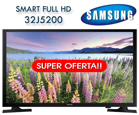 Cel mai ieftin Smart TV Full HD LED Samsung 32J5200