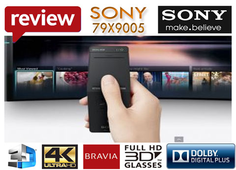 Review Pret si Pareri Televizor Smart Sony 79X9005 UltraHD 4K