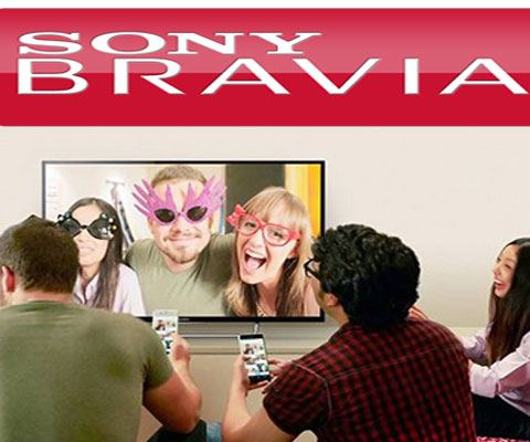 Televizor Smart LED Sony Bravia 80 cm 32W705C Full HD