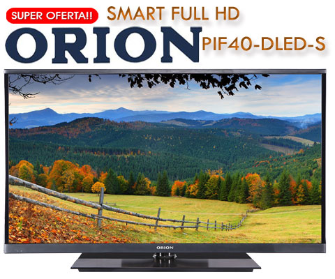 Televizor TV ORION PIF40-DLED-S Full HD 102cm