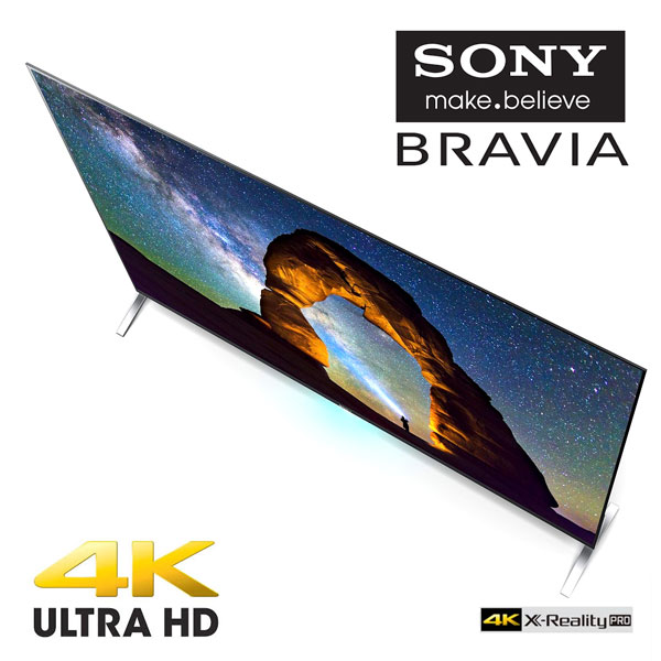 cel mai ieftin Televizor Smart Android 3D LED Sony 139 cm 55X9005C 4K Ultra HD pret la eMAG