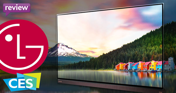 LG G6 Signature Smart OLED TV Review