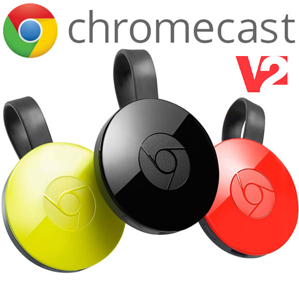 Review Google Chromecast 2.0 Hdmi Streaming Media Player