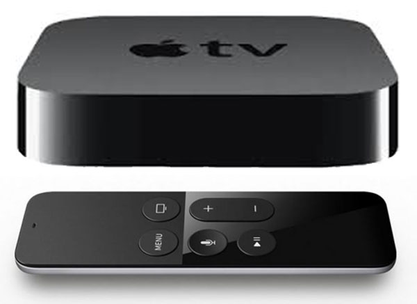 Mediaplayer-ul Apple TV 64GBWi-Fi, Ethernet, HDMI, micro-USB