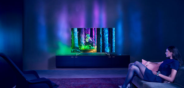 Philips Ambilight creeaza o experienta captivanta de vizonare