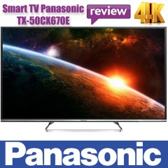 Pret redus la Televizorul LED Smart Panasonic, 126 cm, TX-50CX670E, 4K Ultra HD