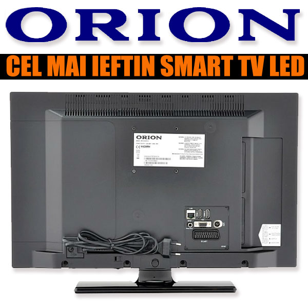 Televizoare Smart TV Ieftine LED ORION T22D PIF Full HD in oferta eMAG