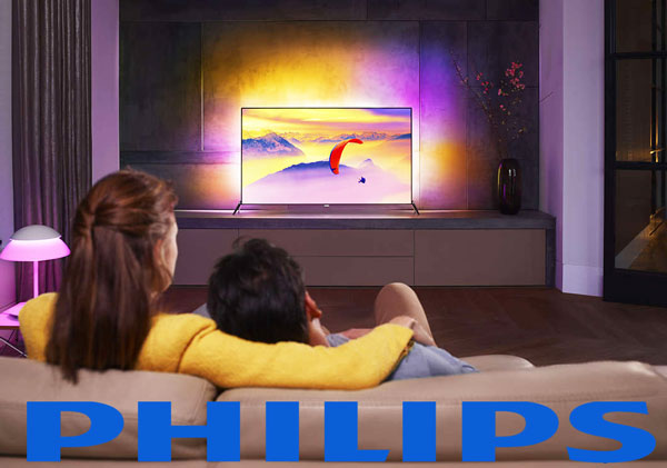 Televizoarele Smart Android TV Philips 48PUS7600/12, 55PUS7600/12 si 65PUS7600
