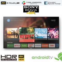 Review Smart Android TV Sony XD94 / XD93 4K HDR