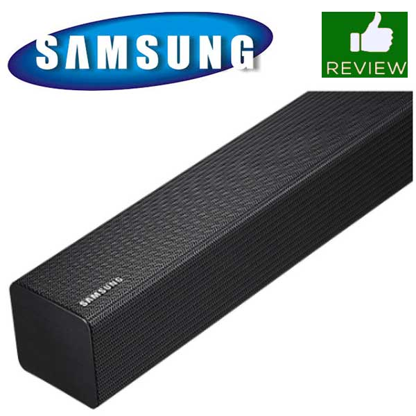 Soundbar Samsung HW-K450/EN, 300W, 2.1, USB, Bluetooth, Subwoofer wireless, Negru