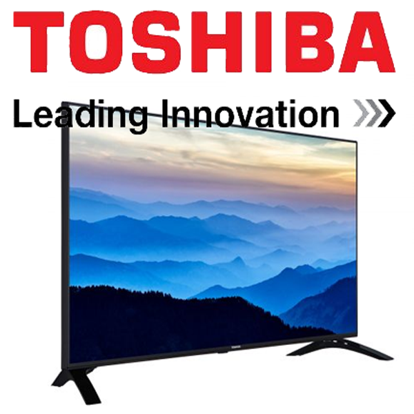 Televizor LED Smart Toshiba, 109 cm, 43U5663DG, Ultra HD
