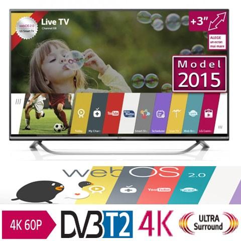 BEST-BUY Smart TV LED LG 43UF7787 4K Ultra HD - impresii pret si pareri