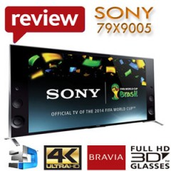 Prezentare Televizor Smart 3D LED Sony 79X9005 Ultra HD 4K 200 cm