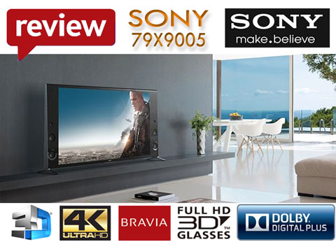 Pareri Pret si Review Televizor Smart 3D Sony 79X9005 diagonala mare 200cm