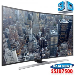 Pareri si impresii Televizor LED Curbat Smart 3D Samsung 55JU7500 4K Ultra HD