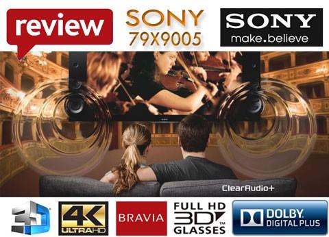 Review Pret si Pareri Televizor Smart Sony 79X9005 UltraHD 4K