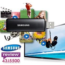 Review Televizor Smart TV LED Samsung 43J5500