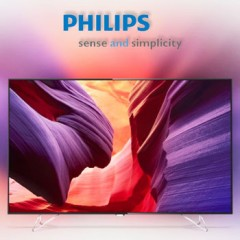 Noua serie de Smart TV-uri Philips Ultra HD 4K la IFA 2015