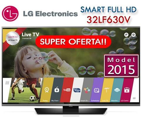 Televizor ieftin Smart LED LG 80 cm 32LF630V Full HD Promotia eMAG
