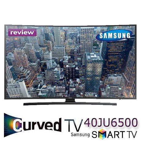 Cel mai ieftin Smart TV 4K cu ecran curbat SAMSUNG 40JU6500