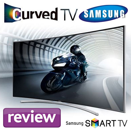 Smart TV Samsung 55H8000 Curved