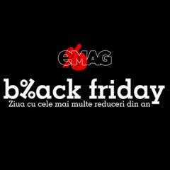 Reduceri reale la Televizoarele Smart de Black Friday 2015 la eMAG