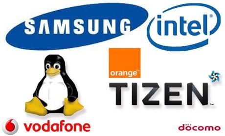TIZEN OS GUI Linux Based
