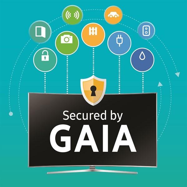 Aplicatiile Televizoarelor Smart Samsung sunt acum cele mai sigure cu GAIA
