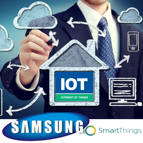 Samsung The Internet of Things Televizoarele Inteligente intr-o casa inteligenta