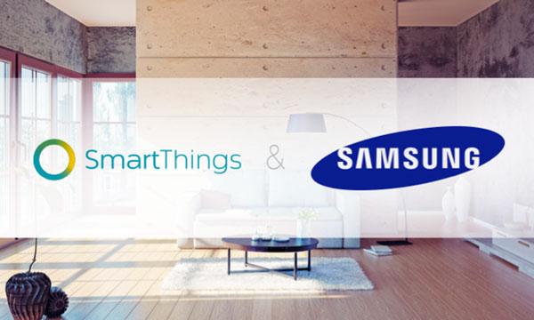 Smarthings Internet of Things in viziunea Samsung