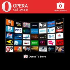 Despre Browserul Opera TV 2.0 si aplicatiile software pentru televizoare din Opera TV Store