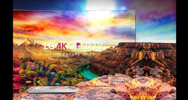 Prezentare Televizoare LG OLED Curved 4K 3D+ Smart TV