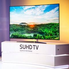 Bijuteriile tehnologice Smart TV ale anului 2016 Samsung, Sony, LG si Panasonic