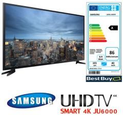 Cel mai ieftin Smart TV cu rezolutie 4K Samsung 40JU6000 Ultra HD