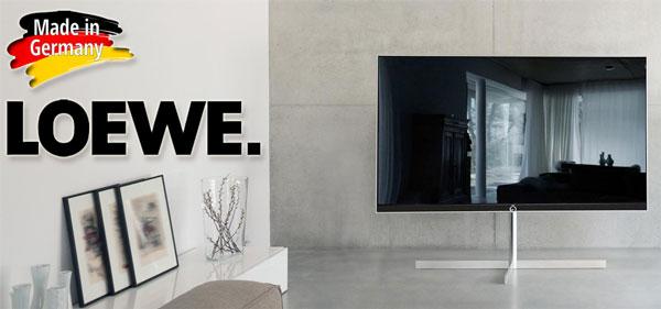 Istoria marcii germane Loewe si un scurt review despre Televizoarele Smart LED 4K