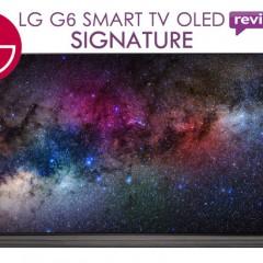 Cateva pareri si un Review anuntat despre Smart TV-ul LG G6 Signature lansat la CES 2016