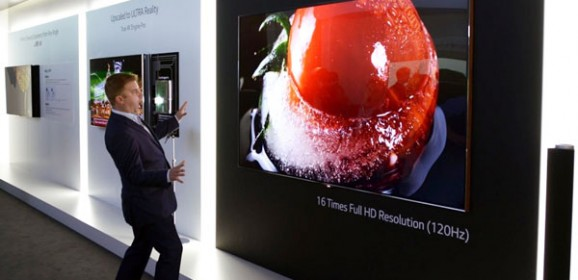 LG a lansat Televizorul 8K. Merita un Smart TV 8K?