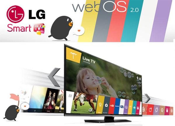 LG webOS 2.0 Noul Sistem de Operare al Televizoarelor LG