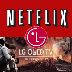 Parteneriat Media HiTech intre producatorul de televizoare LG si Netflix