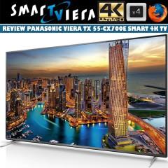 REVIEW Complet Televizor Panasonic TX-55CX700E – Experienta Super 4K la un pret accesibil