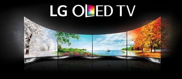 Televizoarele LG cu Display OLED