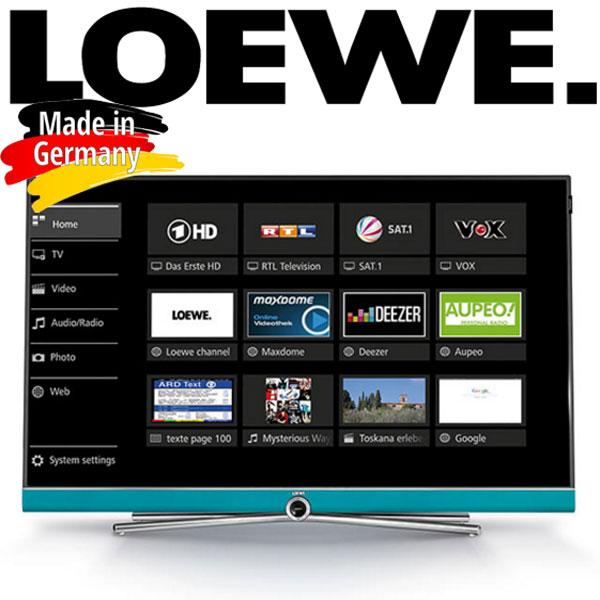 Televizoarele Loewe UHD 4K 3D ART Connect Reference