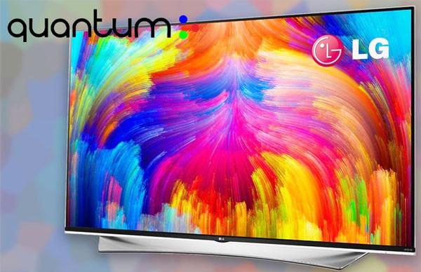 Televizoarele Quantum Dots de la LG