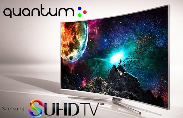 Televizoarele Samsung SUHD cu tehnologia Quantum Dots - puncte cuantice