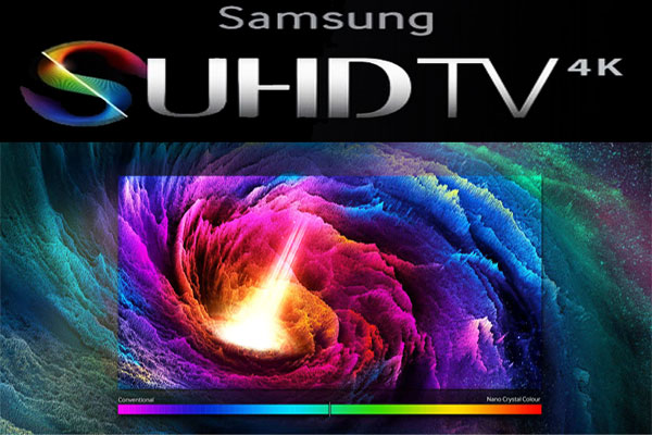 Televizoarele Samsung Smart SUHD imagini clare si perfecte - In oferta la eMAG