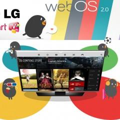 webOS actualizat 2.0 Noul Sistem de Operare al Televizoarelor Smart LG