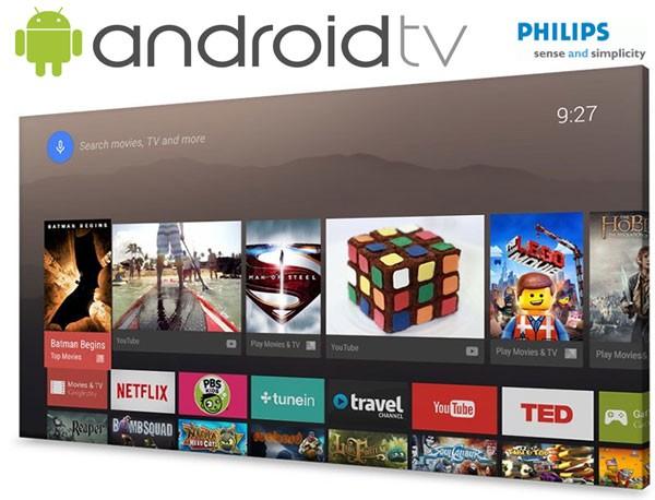 Aplicatii, Utilitare si Jocuri Televizoare Smart Philips cu sistem de operare Android TV