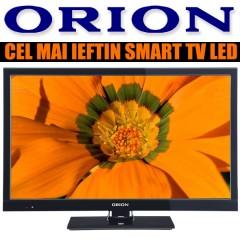 [REVIEW] Televizorul LED ORION T 24D/PIF/LED/SMART, Full HD – cel mai ieftin Smart TV